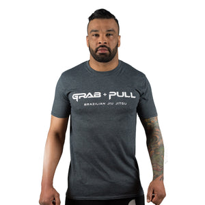 Grab + Pull T-Shirt, Grey
