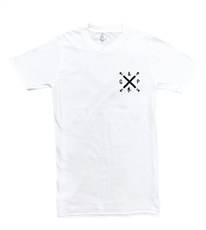 The X T-shirt, White