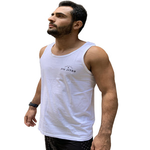 Tank Top Jiujiteiro T-shirt, White
