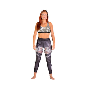 Camo Sports Bra & Spats Bundle