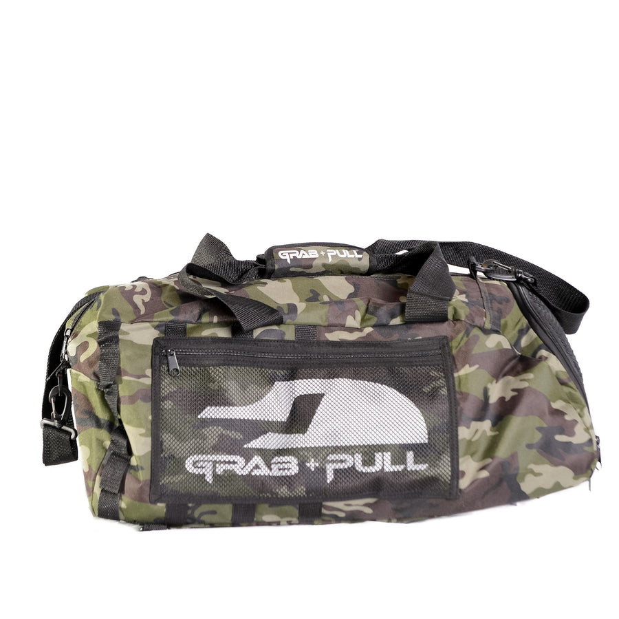 Camouflage 3-Way Bag