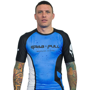 IBJJF RANKING Rashguards, Blue