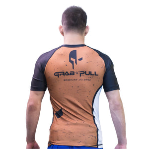 IBJJF RANKING Rashguards, Brown