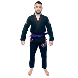 Basico 1.0 Ultra Light - Black - FREE White Belt