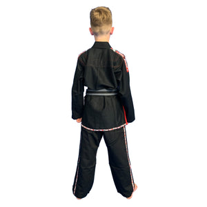 G&P kids Gi - Black M4