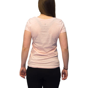 Classic Ladies T-shirt, Pink