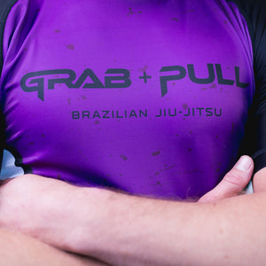 IBJJF RANKING Rashguards, Purple