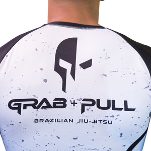 IBJJF RANKING Rashguards, White