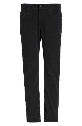 AG Graduate Men's Tailored Straight Leg Corduroy Pants-Atmark Trading