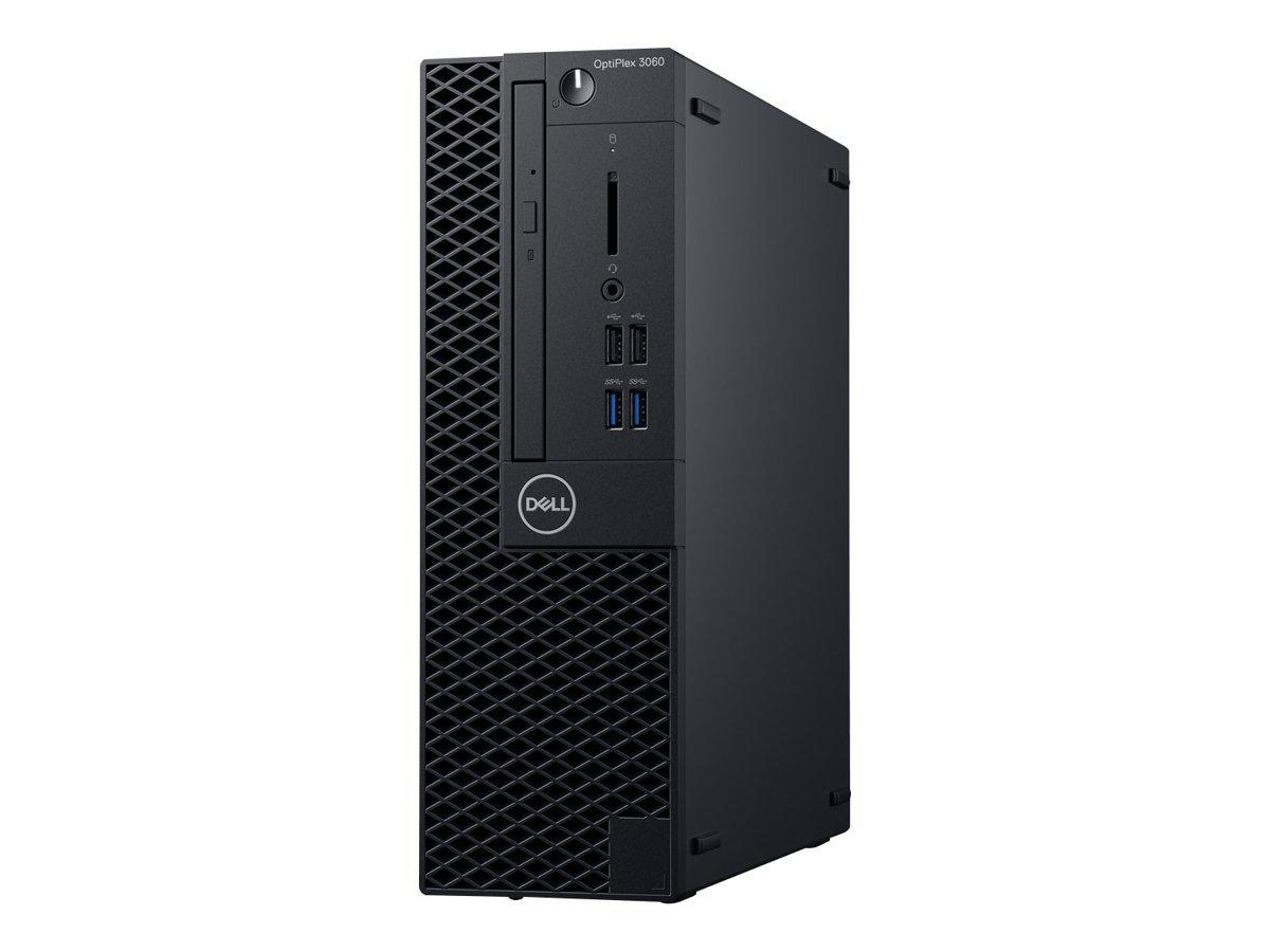 Dell Optiplex 3060 SFF Desktop, Intel Hex Core i5-8500 3.4Ghz, 8GB 500GB, Windows 10 Pro, Refurbished-Atmark Trading