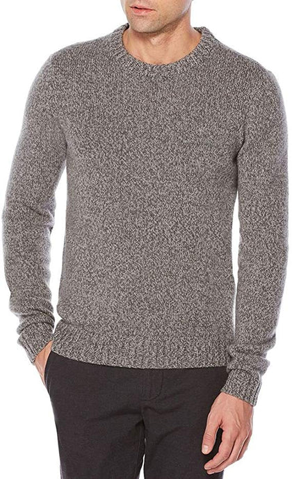 Original Penguin Men's Twisted Yarn Crew Sweater-Atmark Trading