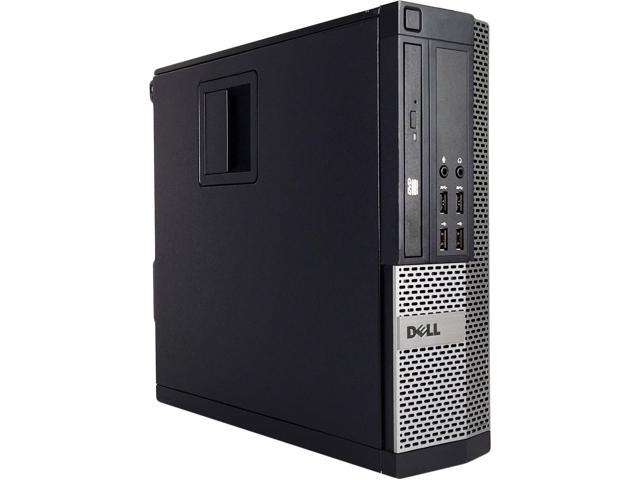 "Dell Optiplex 9010 SFF Desktop, Intel Core i5 3.2Ghz 16GB 2TB with 22"" Monitor Windows 10 Pro,  Refurbished"