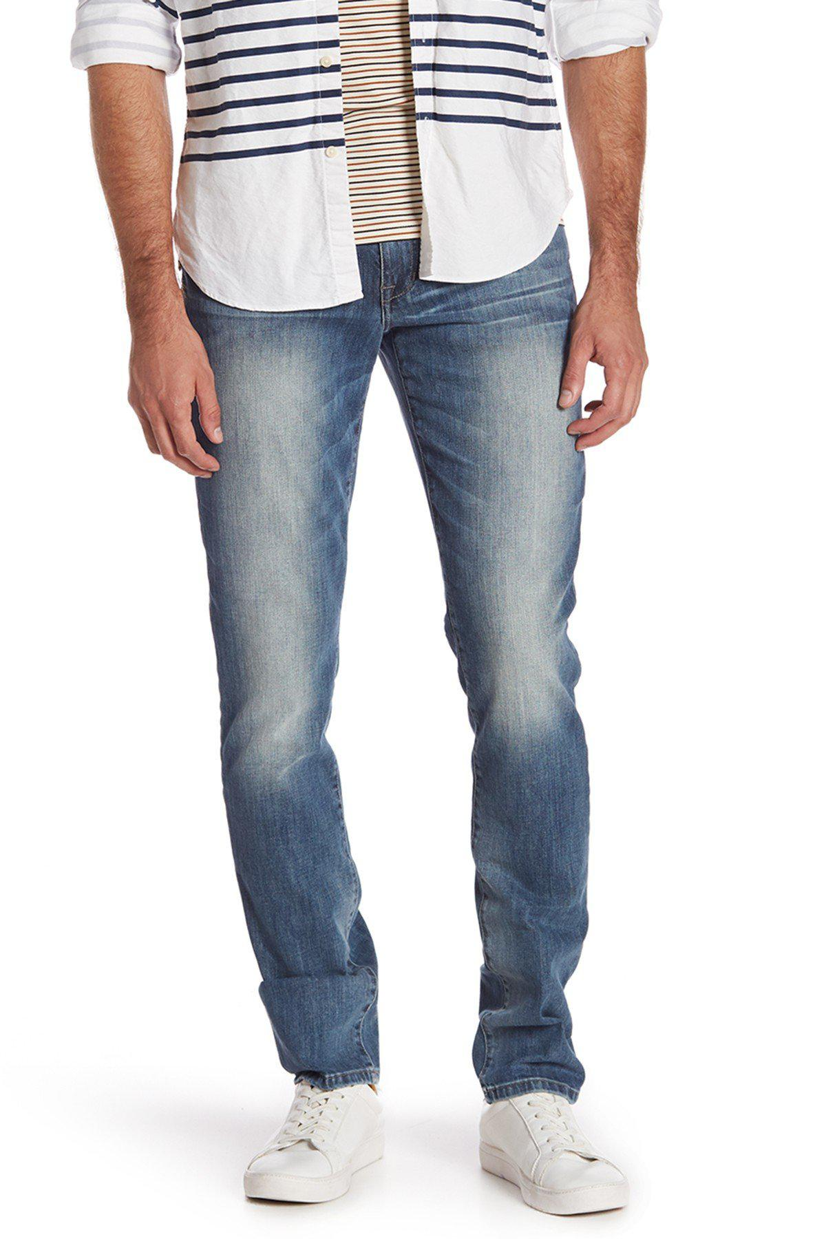 Joe's Jeans Cole Slim Fit Faded Jeans