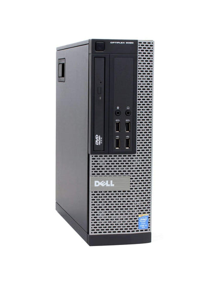 Dell OptiPlex 9020 Desktop Intel Quad Core i5-4570 3.2Ghz Windows 10-Atmark Trading