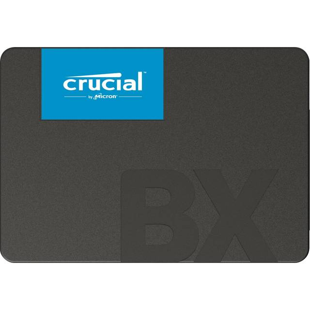 Crucial BX500 1TB 2.5 inch SATA3 Solid State Drive (3D NAND)-Atmark Trading