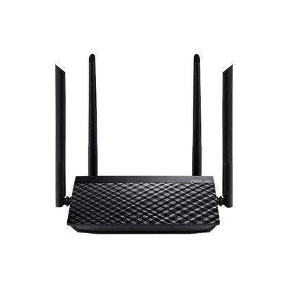 Asus RT-AC1200_V2 Dual-band Wi-Fi Router with four antennas and Parental Control-Atmark Trading