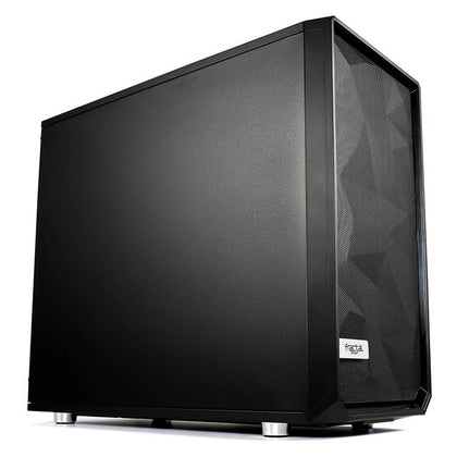Fractal Design Meshify S2 No Power Supply ATX Mid Tower-Atmark Trading