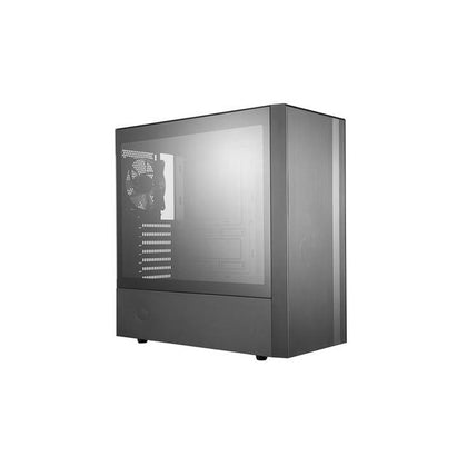 Cooler Master MasterBox NR600 No Power Supply ATX Mid Tower Case w- Window-Atmark Trading