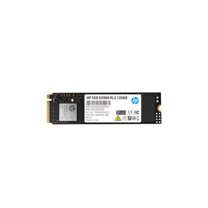 HP EX900 Series M.2 120GB PCI-Express 3.0 x4 NVMe Internal Solid State Drive-Atmark Trading