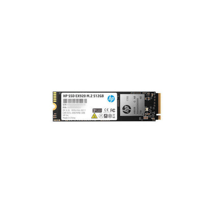 HP EX920 Series M.2 512GB PCI-Express 3.0 x4 NVMe1.3 Internal Solid State Drive-Atmark Trading