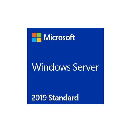 Microsoft Windows Server 2019 Standard Operating System 64-bit English (16 Core), OEM-Atmark Trading