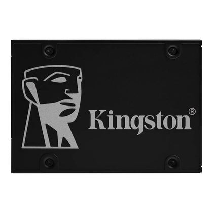 Kingston KC600 256GB 2.5 inch SATA3 Solid State Drive (3D TLC)-Atmark Trading