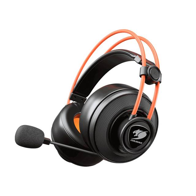 Cougar CGR-P40NB-310 Immersa Ti Stereo Gaming Headset w- Microphone