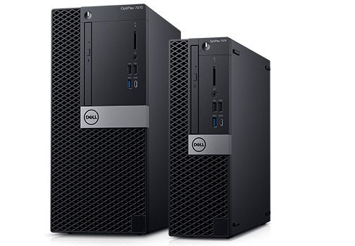 Dell Optiplex 5070 Desktop Core i5 3.0Ghz Windows 10 Pro Refurbished