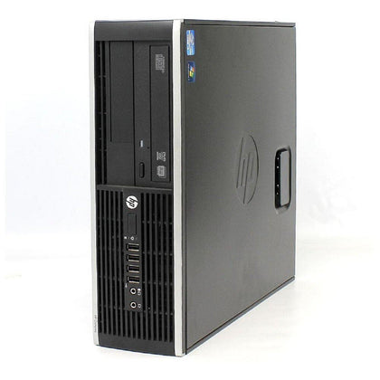 HP Elite 8200 Desktop, Intel Quad Core i5-2400 3.1GHz Desktop Computer, 4GB 500GB, Windows 10, Refurbished-Atmark Trading