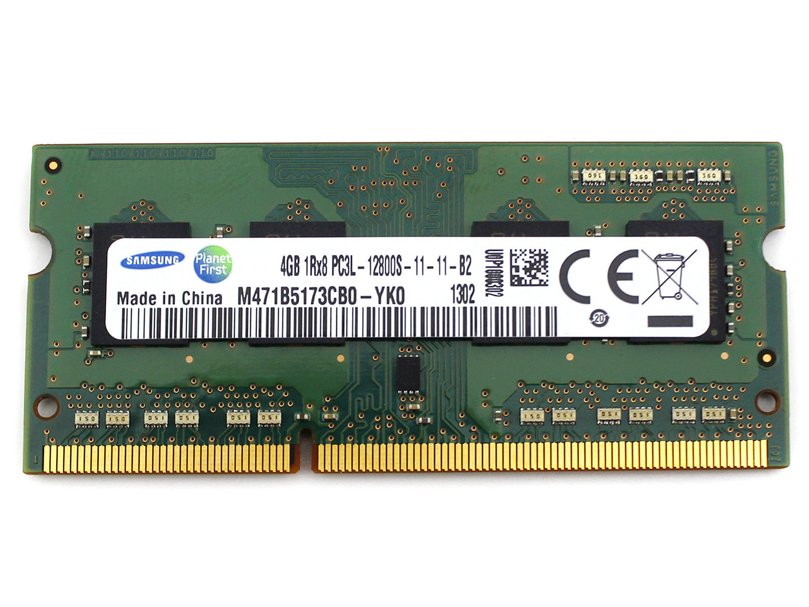 4GB DDR3 PC3L 12800S for Lenovo Thinkpad T540/T550-Atmark Trading