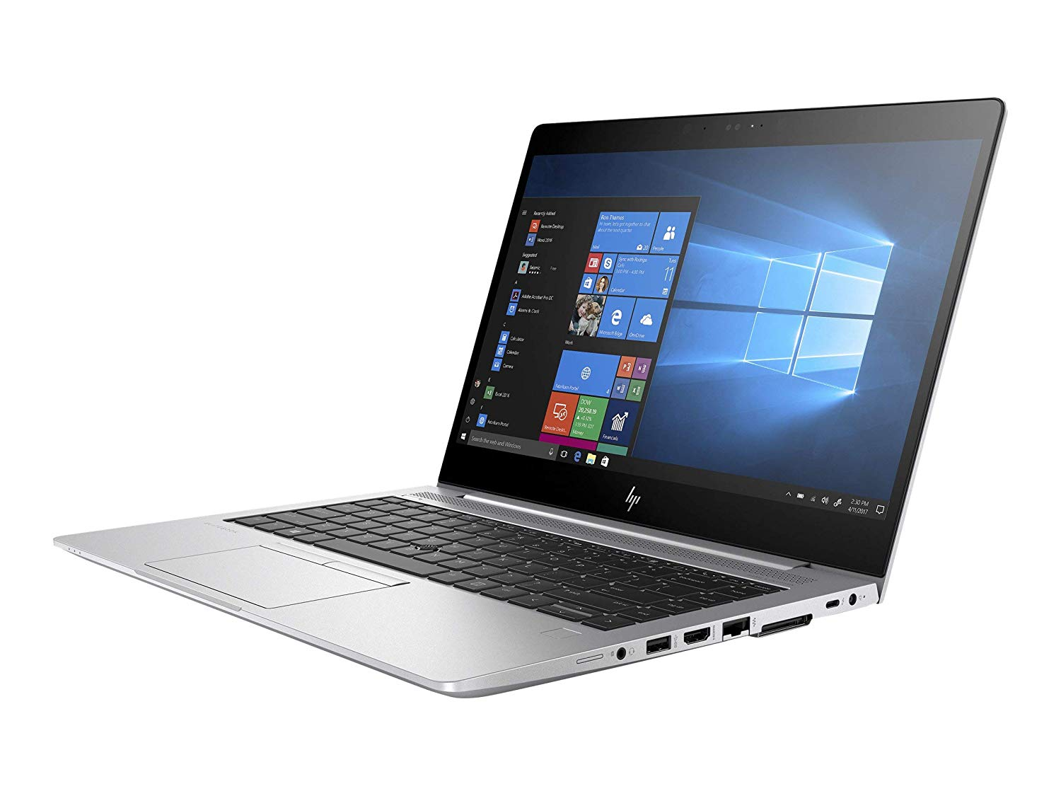 "HP Elitebook x360 1030 G3 13.3"" Touchscreen Laptop 8th Gen Core i7 1.9Ghz 8GB 256GB Windows 10 Refurbished"