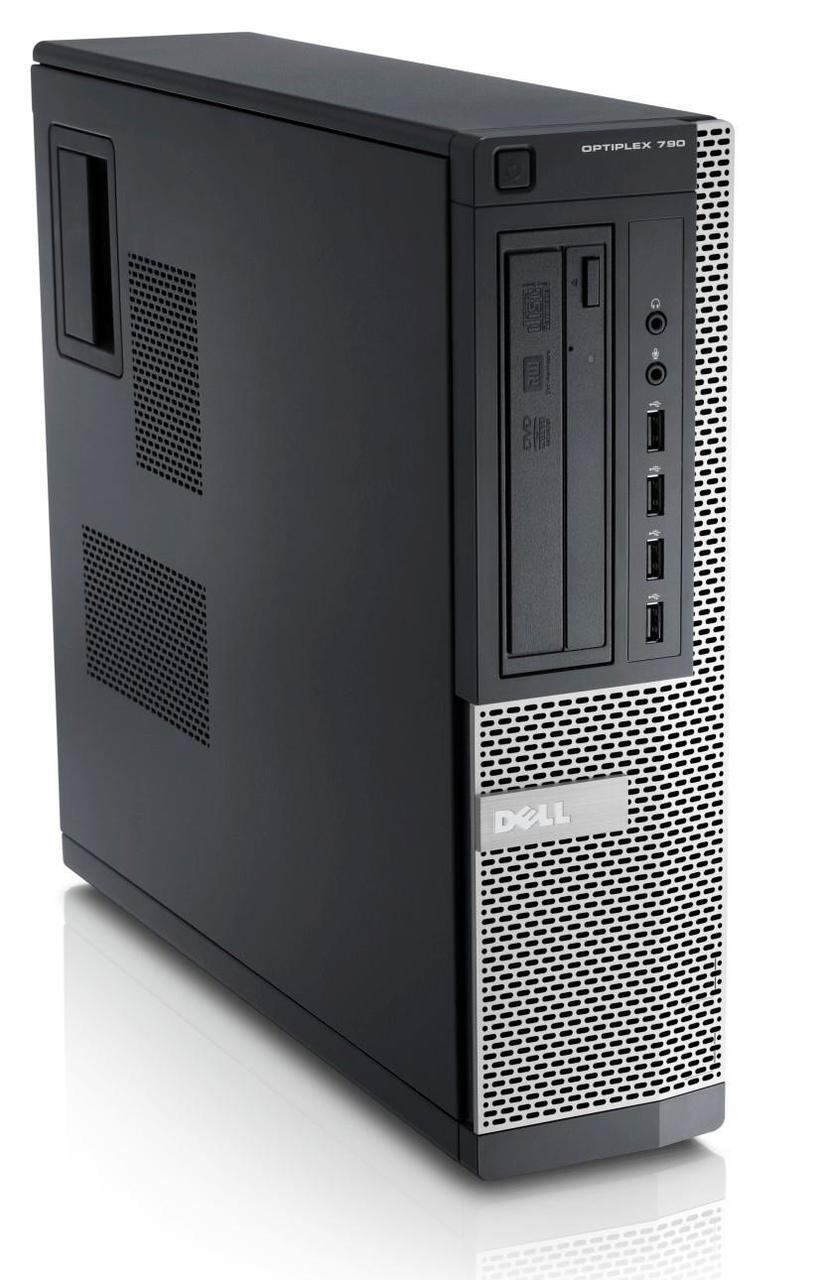Dell Optiplex 790 Desktop, Intel Quad Core i5-2400 3.1Ghz 4GB 500GB, Windows 10 Pro, Refurbished