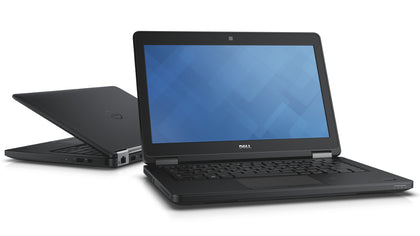 Refurbished Dell Latitude E7250 Core I7 2.6GHz Ultrabook Touchscreen-Laptop-Dell-8GB-128GB SSD-Atmark Trading