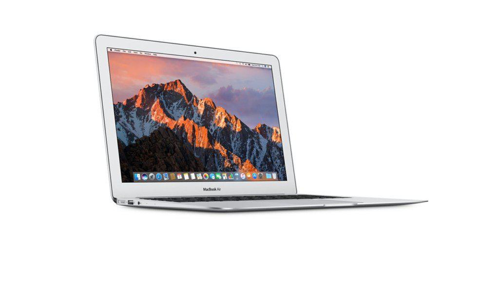 "Apple Macbook Air 13"" Laptop (Early 2015), Intel Core i7-5650U 2.2 Ghz, 8GB 256GB, MMGF2LL/A, Grade B, Refurbished"