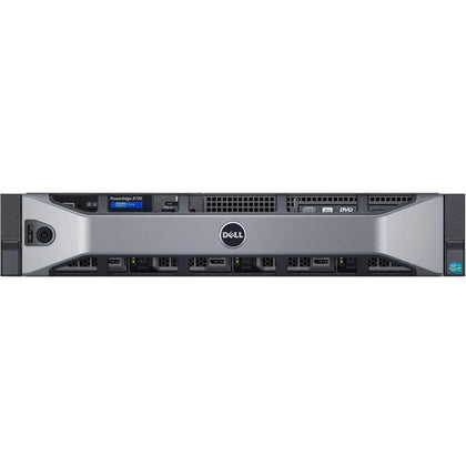 Dell R730 2U Rackmount Server 16 Core E5-2630 v3 2.4GHz, 128GB, 8 2.5
