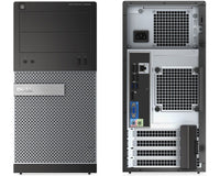 Dell Optiplex 3020 I5-4590 3.3Ghz 4GB 500GB Tower-Desktop-Dell-4GB-500GB-Atmark Trading