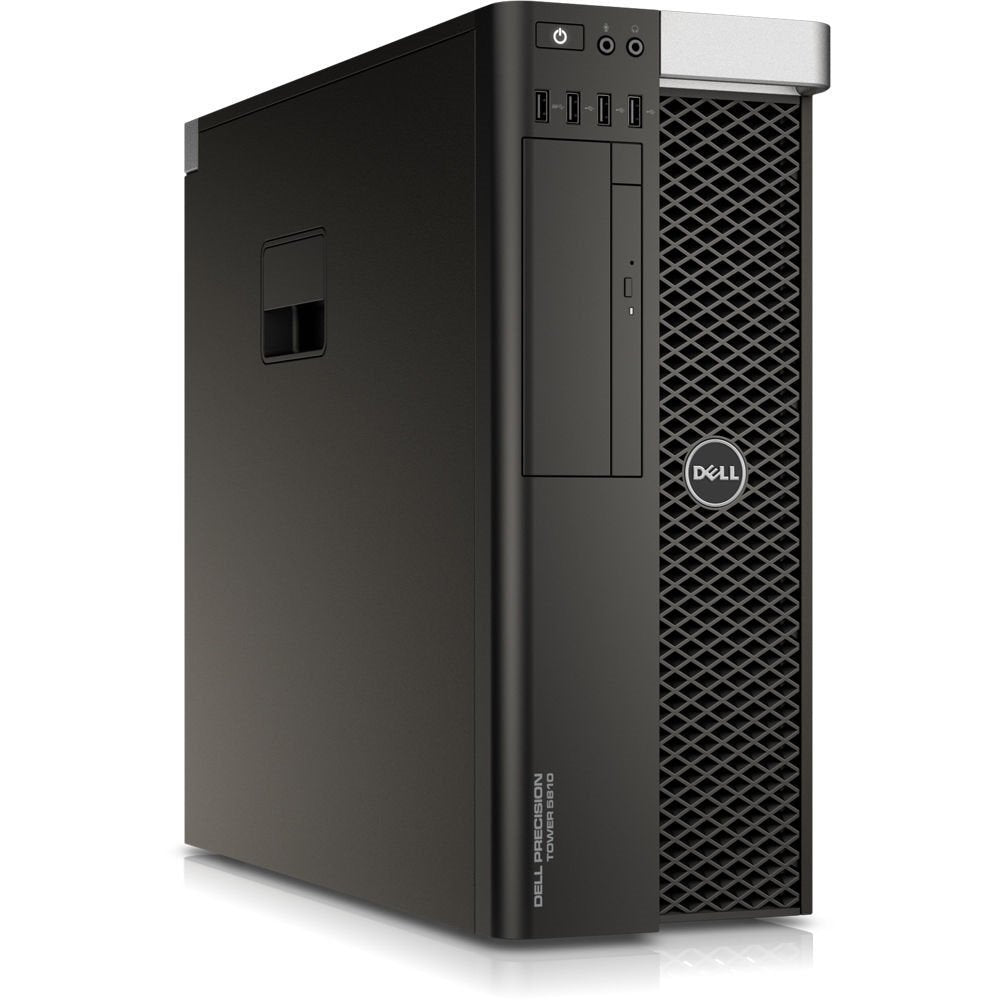 Dell Precision Workstation T5810 8 Core Xeon E5-2640 V3 2.6GHz 16GB 1TB  Windows 10 Pro Refurbished