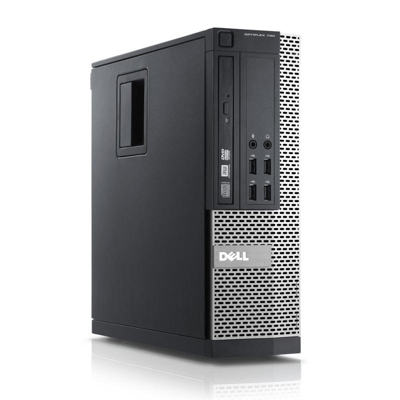 Dell Optiplex 790 SFF Desktop Intel Quad Core i7 3.4Ghz 5 Year Warranty Windows 10 Pro Refurbished