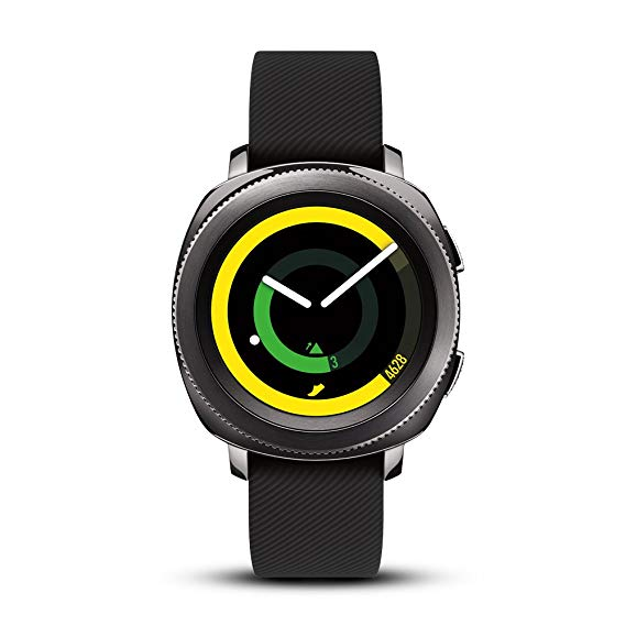 Samsung Gear Sport 43MM Watch Black SM-R600