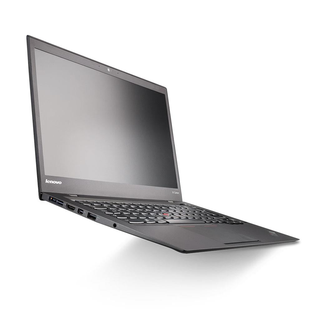"Lenovo Thinkpad X1 Carbon Gen 2 14""Laptop Core i7 2.1Ghz 8GB 256GB SSD B Grade Windows 10 Pro Refurbished"