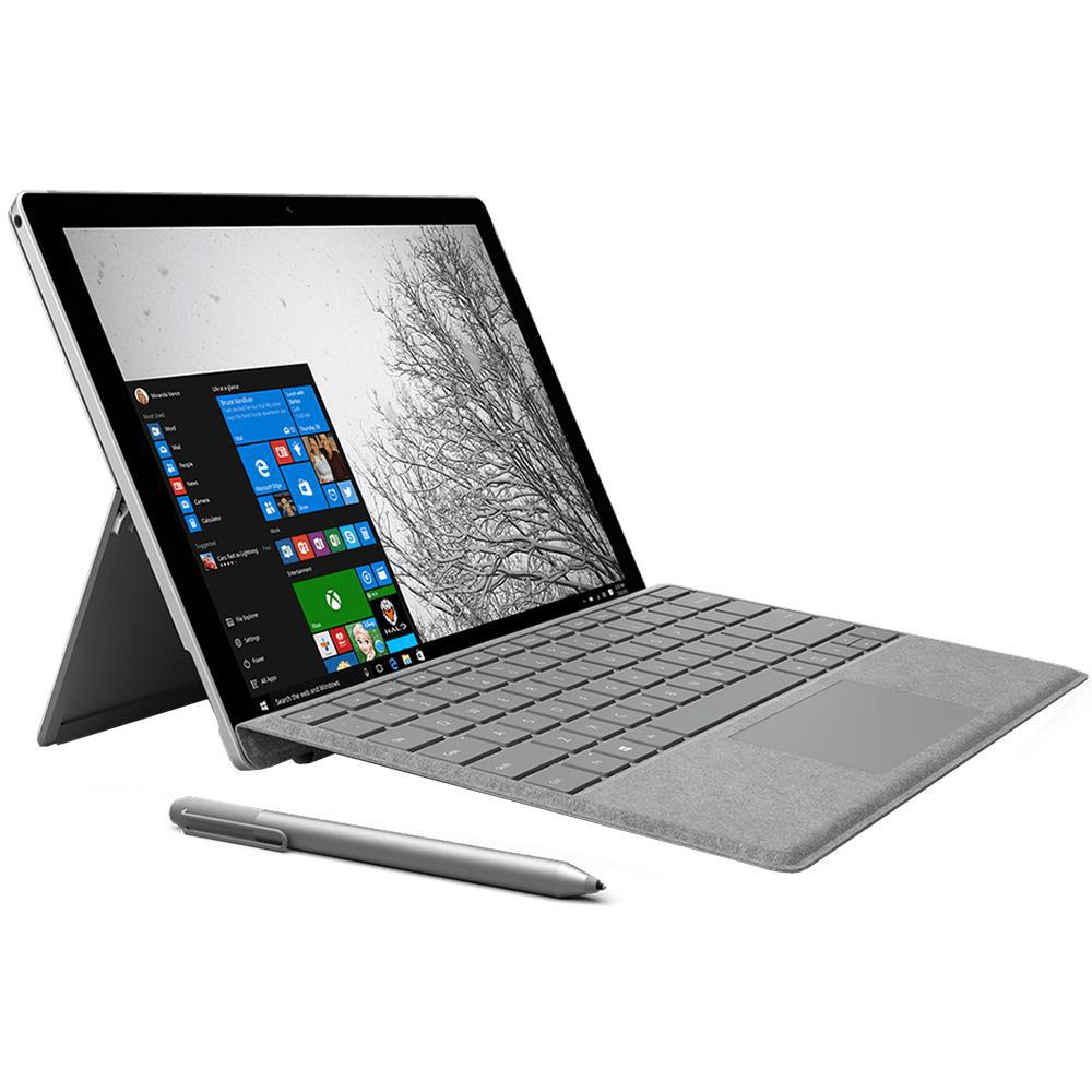 "Microsoft Surface Pro 4, 12.3"" Tablet Core i5 2.4Ghz 8GB 256GB Windows 10 Refurbished"