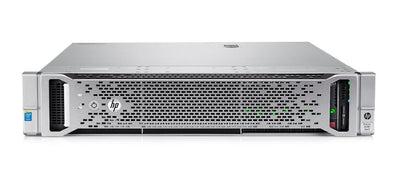HP DL380 G9 2 x E5-2699A V3 2.6GHz 36 Cores total 128GB 4 x 600GB SSD-Atmark Trading