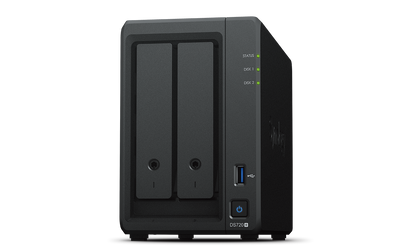 Synology DiskStation DS720+ 4-Bay Desktop NAS-Atmark Trading