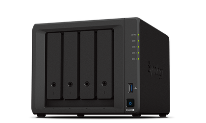 Synology DiskStation DS420+ 4-Bay Desktop NAS-Atmark Trading