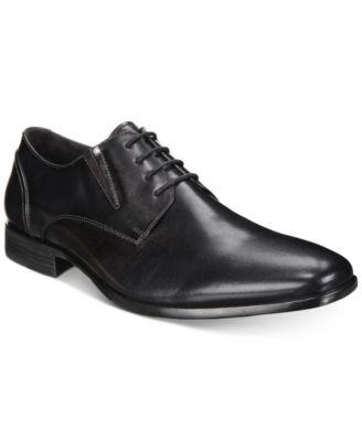 Kenneth Cole REACTION Men's Edison Lace Up B With Elastic Vents-Atmark Trading