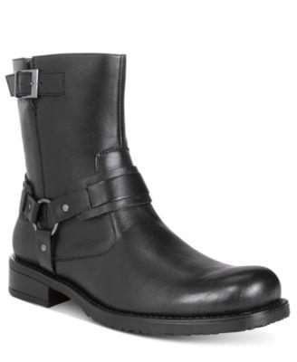 Kenneth Cole Unlisted Men's Slightly Off Harness Boot-Atmark Trading