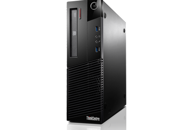 Lenovo ThinkCentre M83 SSF Desktop Core i5-4570 3.2Ghz Windows 10 5 Year Warranty Refurbished-Atmark Trading