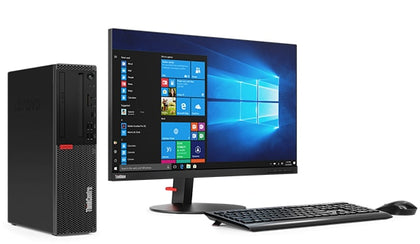 Lenovo M920s SFF Desktop Bundle Intel Core i5 3.0Ghz with 24