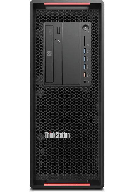 Lenovo Thinkstation P500, 6 Core Xeon E5-1650 V3 3.5GHz, 16GB 256GB SSD, Windows 10 Pro, Refurbished