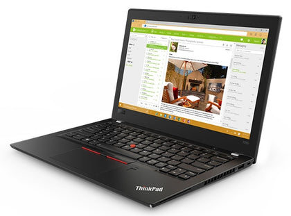 Lenovo Thinkpad X280, 12.5